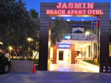 Imagine principala Jasmin Beach Apart  Gumbet