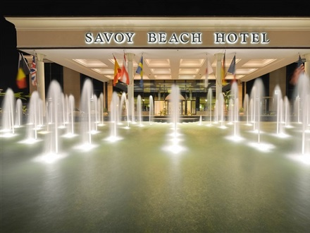Savoy Beach  Salerno