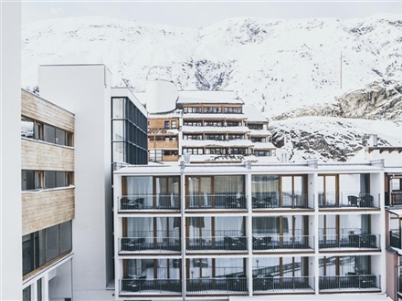 Main image The Crystal Lifestyle  Obergurgl