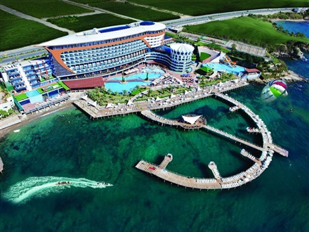 Hotel Granada Luxury Resort Spa Okurcalar  Alanya