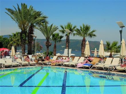 Hotel Cettia Beach Resort  Marmaris