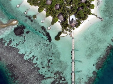 Imagine principala Nika Island Resort  Ari Atoll