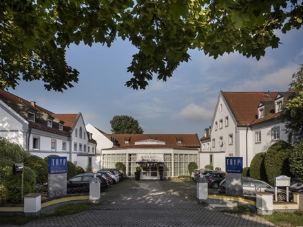 Imagine principala Hotel Tryp By Wyndham Munich North  Munchen