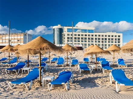 Imagine principala Hotel Tryp Lisboa Caparica Mar ex Ever Caparica Beach Conference Hotel   Costa De Caparica