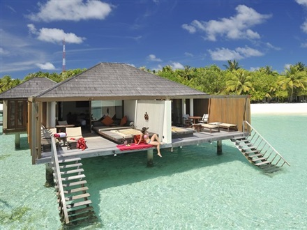 Paradise Island Resort Spa  Nord Male Atoll