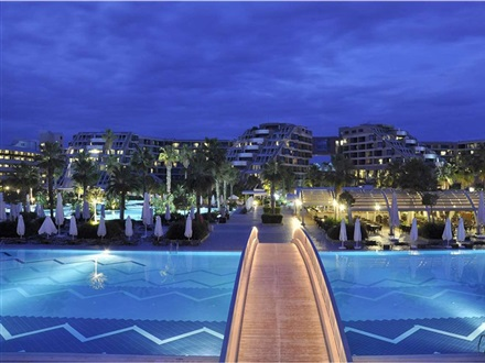 Hotel Susesi De Luxe Resort And Spa  Belek