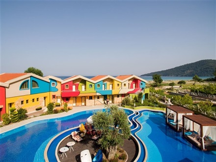 Imagine principala Hotel Alexandra Golden Boutique  Golden Beach