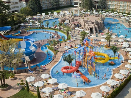 Evrika Beach Club Hotel Bulgaria