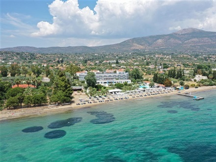 Main image Grand Bleu Sea Resort Hotel  Evia Island All Locations