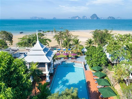 Anyavee Tubkaek Beach Resort  Orasul Krabi
