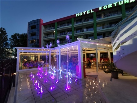 Main image Hotel Fortuna  Eforie Nord