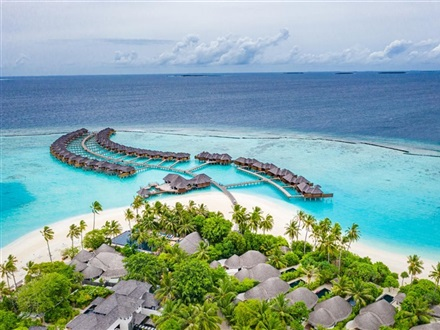 Imagine principala The Sun Siyam Iru Fushi Maldives  Noonu Atoll