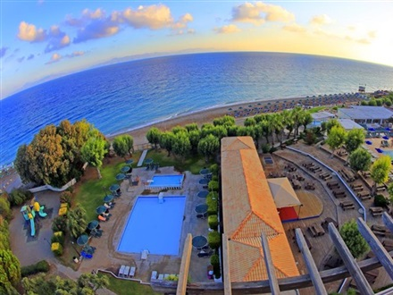 Imagine principala Aqua Beach Blue Bay Family World Hotel  Ialyssos