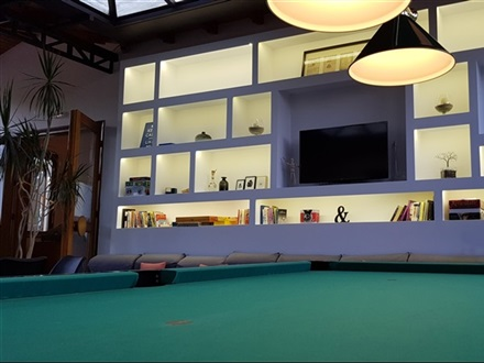Billiard Library
