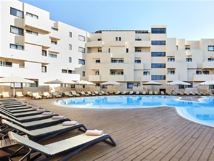 Imagine principala Santa Eulalia Apartments And Spa  Algarve