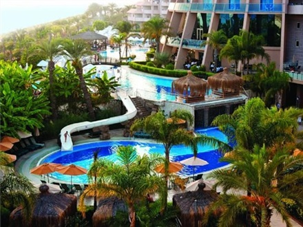 Hotel Long Beach Resort  Alanya