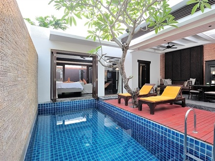 Grand Pool Villa-Private Pool & Living Room