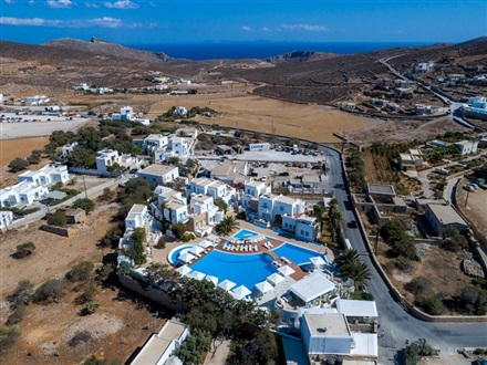 Chora Resort Hotel And Spa Folegandros Insulele Din Marea Egee
