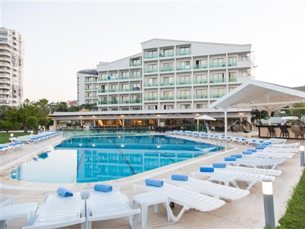 Main image Club Hotel Falcon  Antalya
