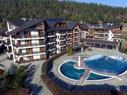 Complex Redenka Holiday Club  Bansko