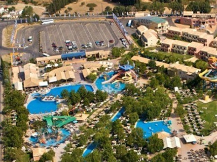 Imagine principala Aqualand Resort Hotel  Agios Ioannis Corfu