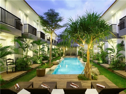 Imagine principala 7 Bidadari Boutique Hotel  Bali