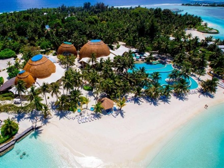 Main image Holiday Inn Kandooma Maldives  South Male Atoll