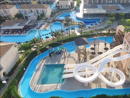 Book At Hotel Atlantica Holiday Village Rhodes Kolymbia