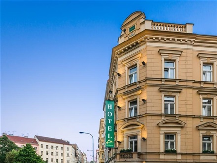 Imagine principala Three Crowns Hotel  Praga