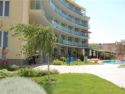 Julia Family Apartments  Sunny Beach