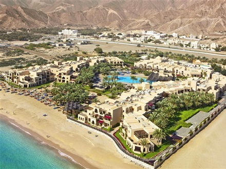 Imagine principala Miramar Al Aqah Beach Resort  Fujairah
