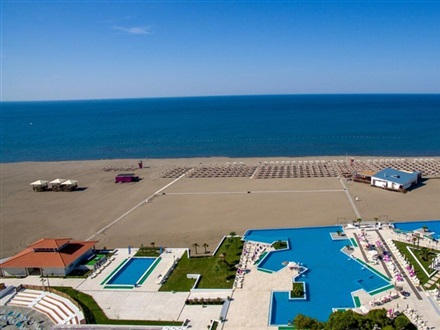 Imagine principala The Long Beach Hotel  Ulcinj
