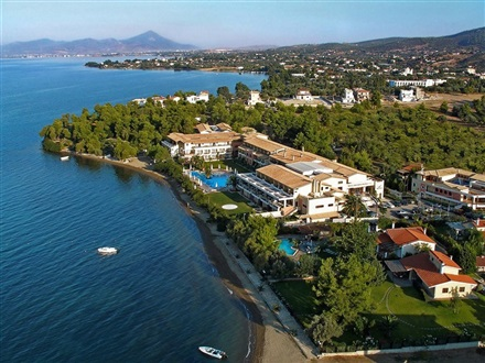 Main image Hotel Negroponte Resort Eretria  Evia Island All Locations