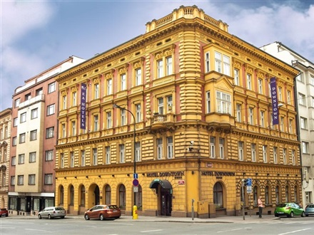 Imagine principala Ea Hotel DownTown  Praga