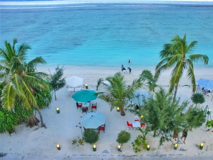 Imagine principala Rivethi Beach Hotel  Kaafu Atoll