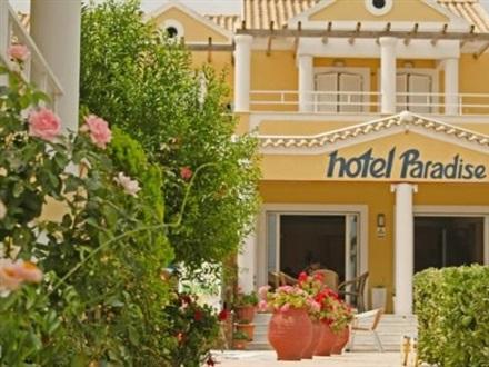Paradise Hotel Sidari