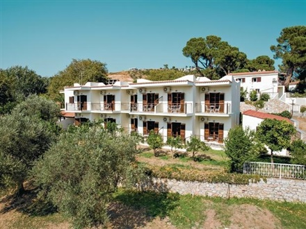 Koukias Apartments  Troulos Skiathos