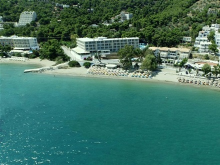 Imagine principala New Aegli Resort Hotel  Poros Island