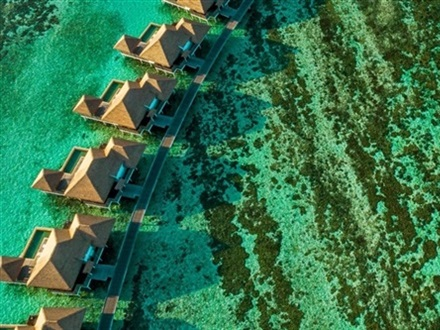 Imagine principala Maalifushi by COMO  Maldive