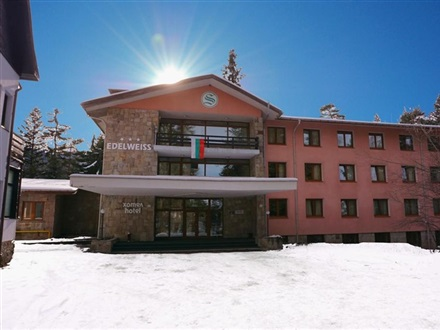 Main image Hotel Edelweiss  Borovets