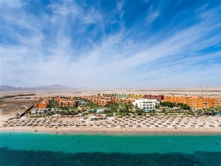 Caribbean World Resort Soma Bay  Hurghada