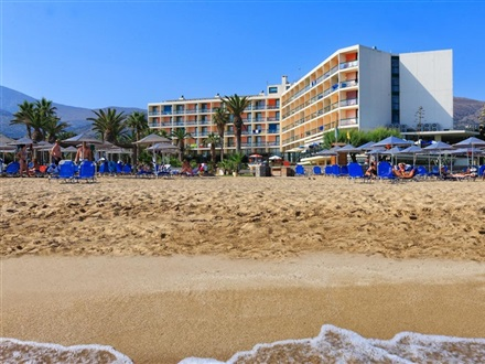 Imagine principala Hotel Sirens Beach Village  Malia Creta