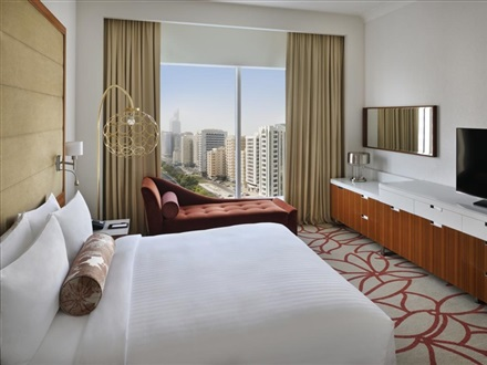 Marriott Hotel Downtown Abu Dhabi  Abu Dhabi