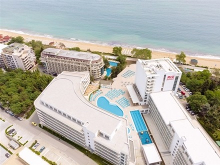 Hotel Riu Astoria  Golden Sands