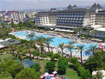 Book At Hotel Mc Arancia Resort Alanya Antalya Turkey