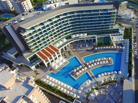 Wind Of Lara Hotel Spa  Lara Antalya