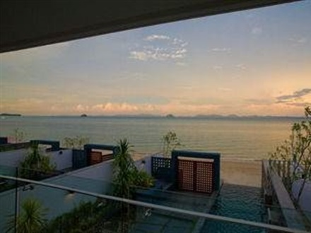 Hotel THE NCHANTRA POOL SUITE RESIDENCES  Phuket