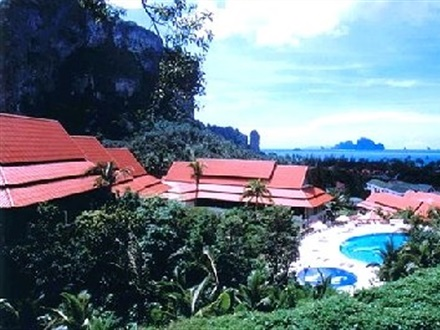 Vogue Resort Spa Ao Nang  Orasul Krabi