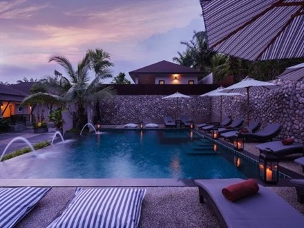 Imagine principala Hotel De Malee Pool Villas  Orasul Krabi