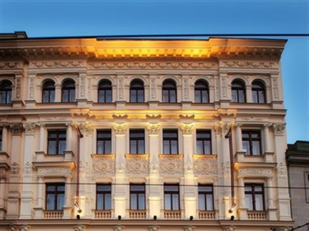 Luxury Family Hotel Royal Palace  Praga